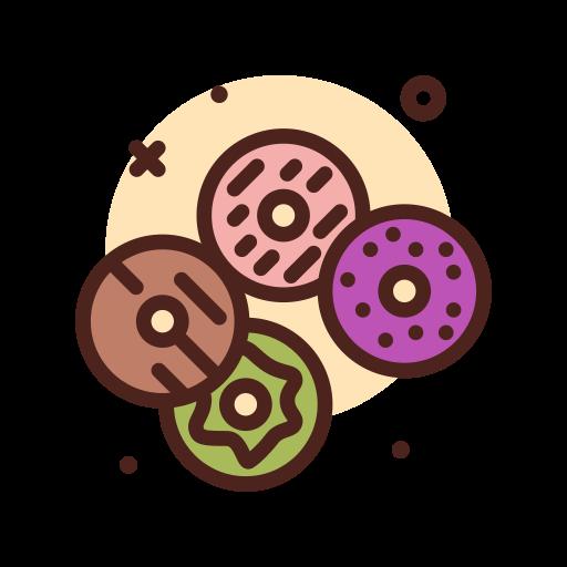 donuts  grátis ícone