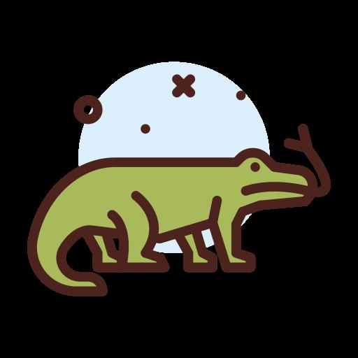 lagarto  grátis ícone