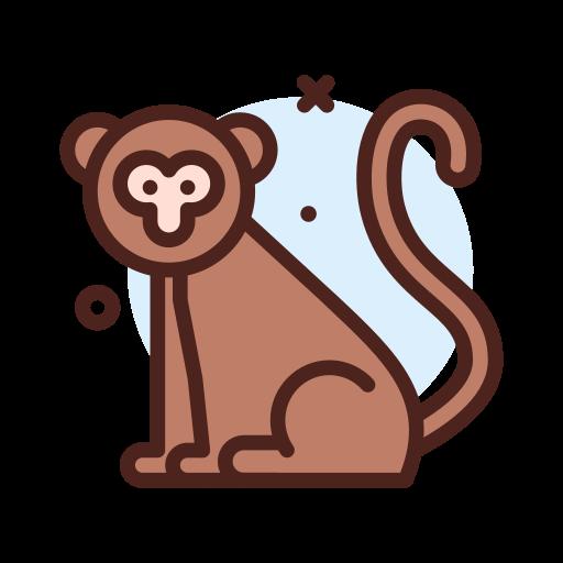 macaco  grátis ícone