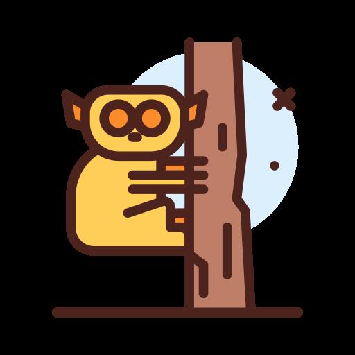 tarsier  grátis ícone