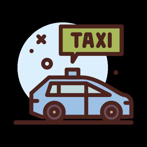 táxi  grátis ícone