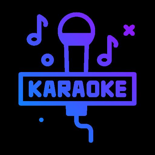 karaoké  Icône gratuit