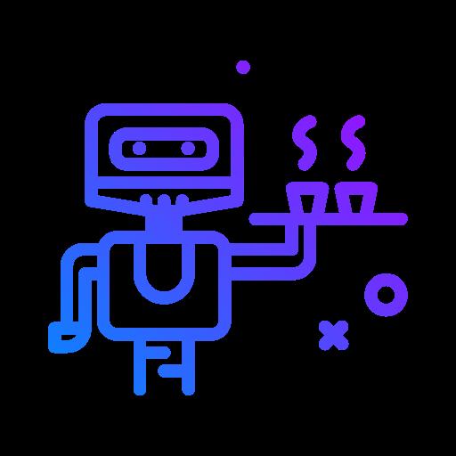 robot  Icône gratuit