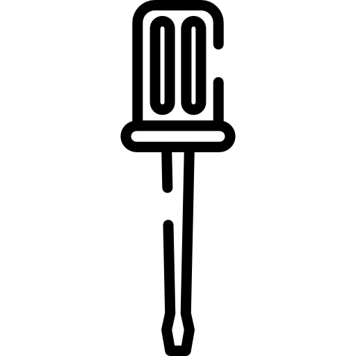 destornillador  icono gratis