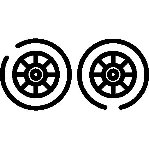 räder  kostenlos Icon