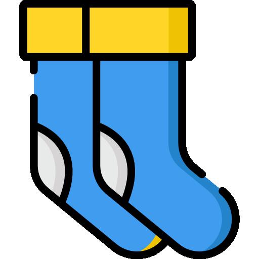 Socks  free icon