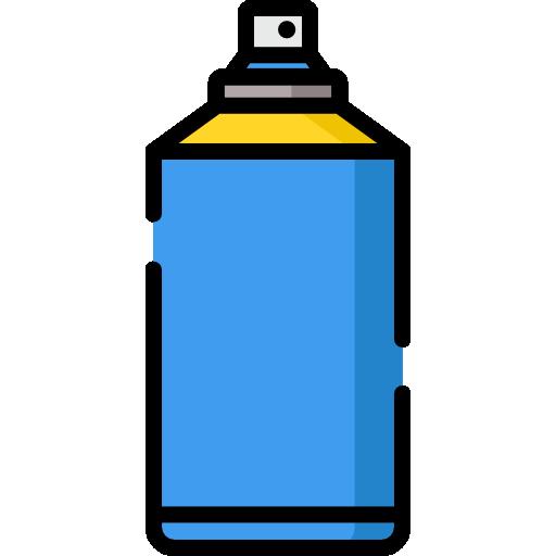 Spray paint  free icon