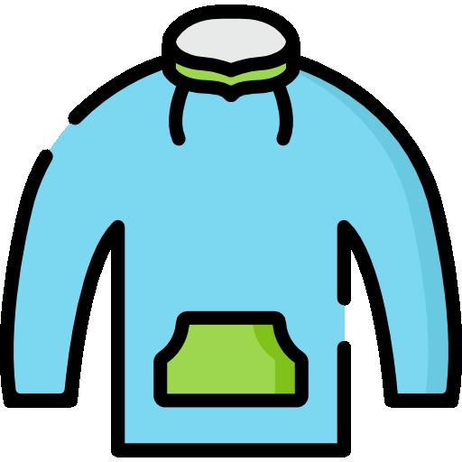 Hoodie  free icon