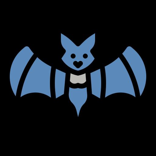 Летучая мышь  бесплатно иконка