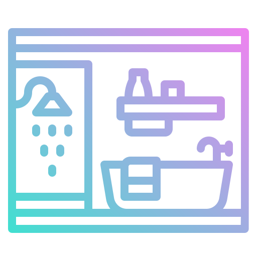 badezimmer  kostenlos Icon
