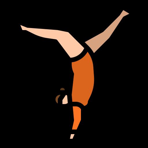 gymnastique  Icône gratuit