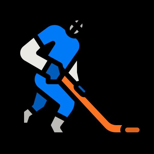 le hockey  Icône gratuit
