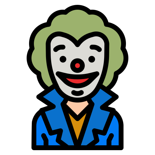 joker  Icône gratuit
