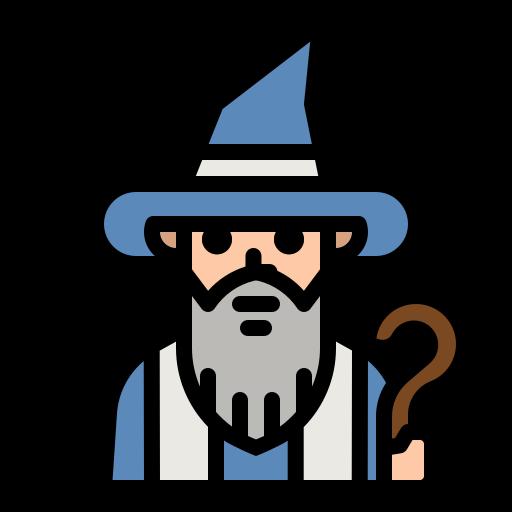 magicien  Icône gratuit