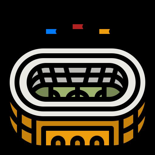 stade  Icône gratuit