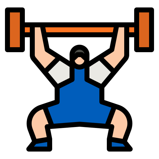 musculation  Icône gratuit