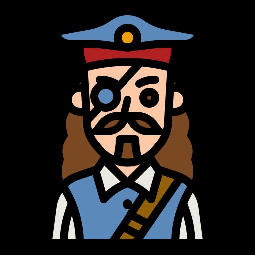 pirate  Icône gratuit