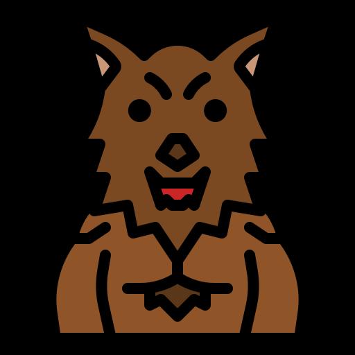 loup  Icône gratuit