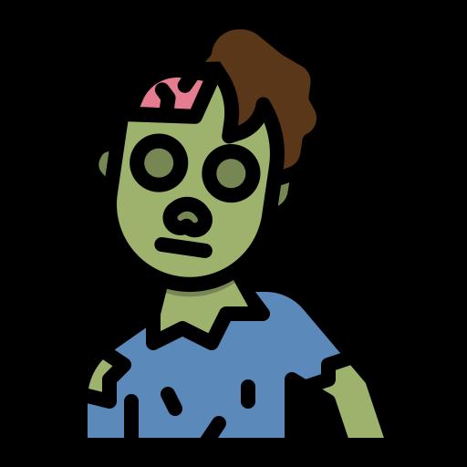 zombi  Icône gratuit