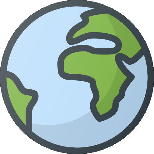 Глобус  бесплатно иконка