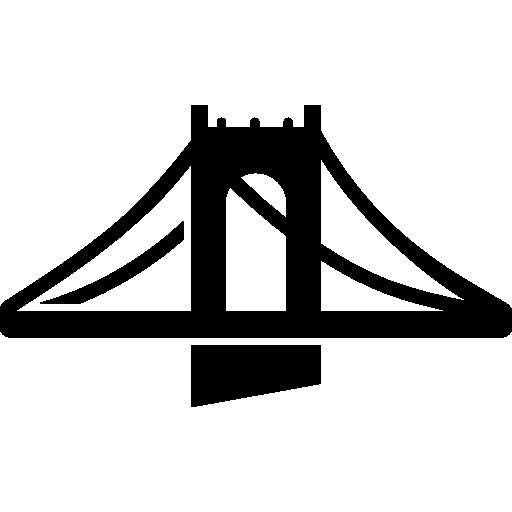 Bridge  free icon