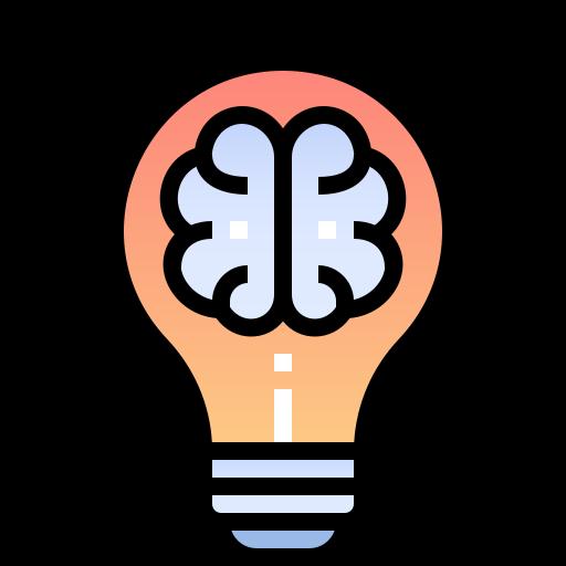 Idea bulb  free icon