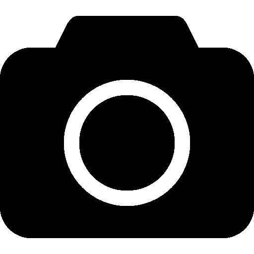 appareil photo noir outil  Icône gratuit
