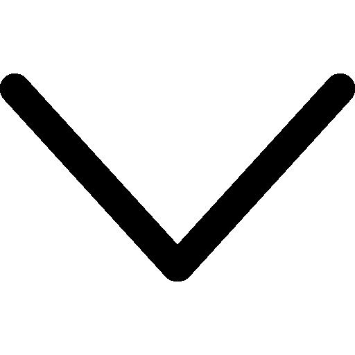 seta para baixo  grátis ícone