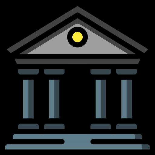 mairie  Icône gratuit