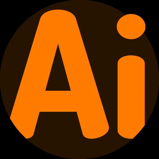 ilustrador  icono gratis