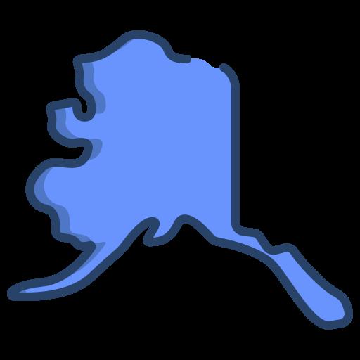Alaska  free icon