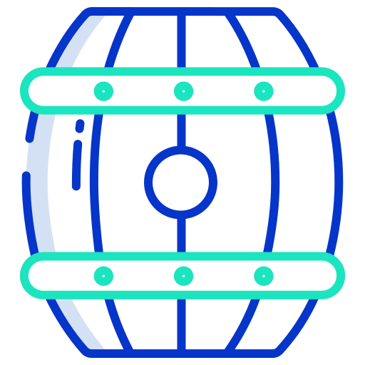 baril  Icône gratuit