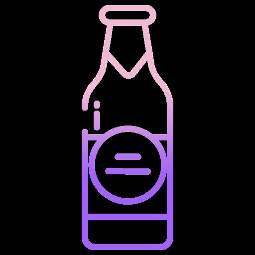 bouteille de bière  Icône gratuit