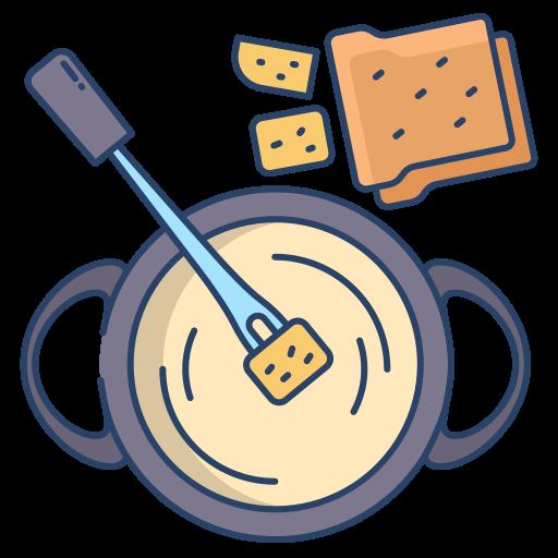 fondue  Icône gratuit