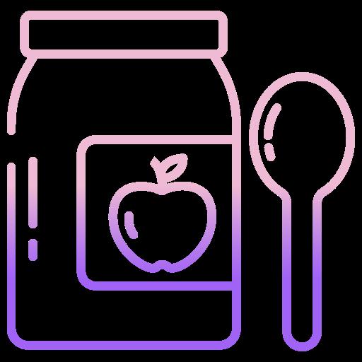 nourriture pour bébés  Icône gratuit