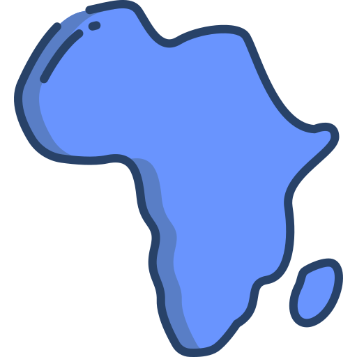 Africa  free icon
