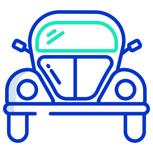 volkswagen käfer  kostenlos Icon