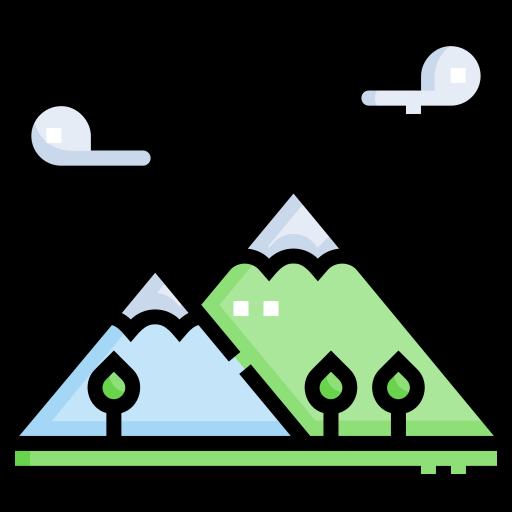 Mountain  free icon
