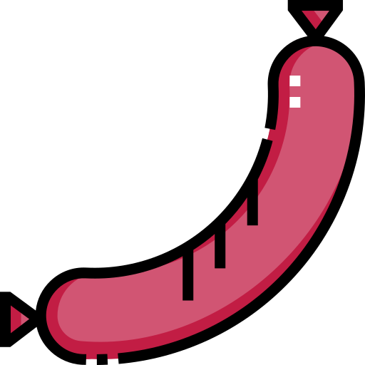 Sausage  free icon
