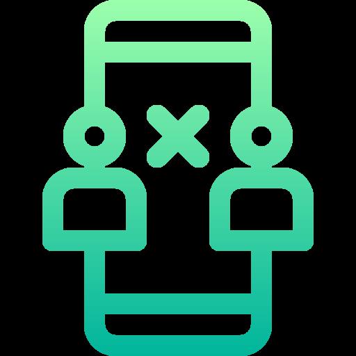 Voting app  free icon