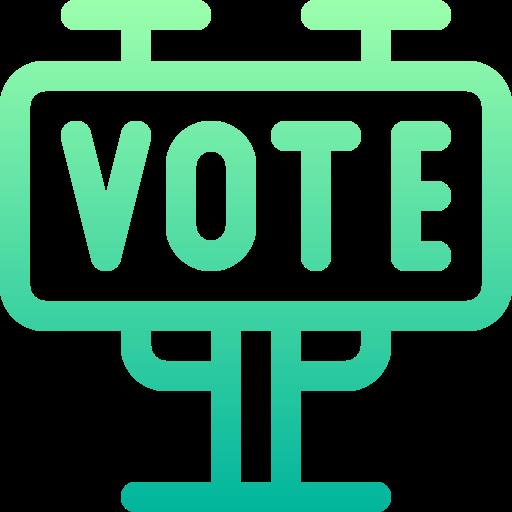 Vote  free icon
