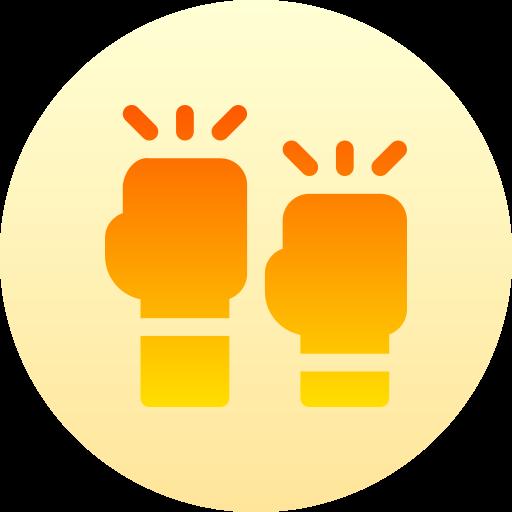 Кулак  бесплатно иконка