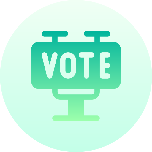 Голосование  бесплатно иконка