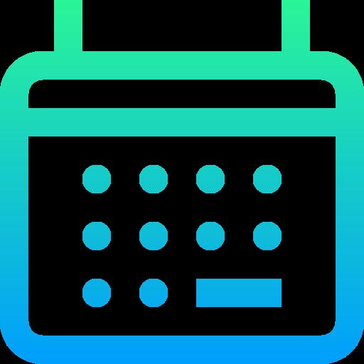 kalender  kostenlos Icon