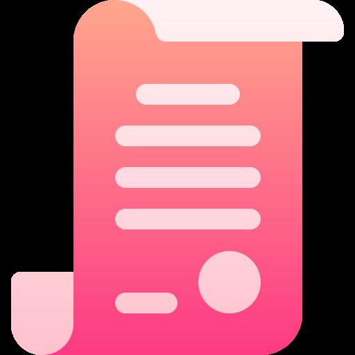 Declaration  free icon