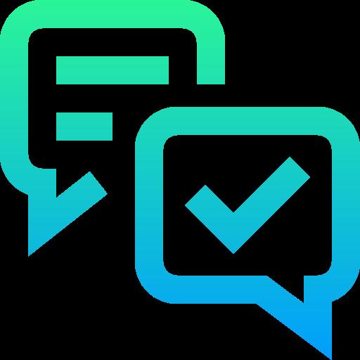 konversation  kostenlos Icon
