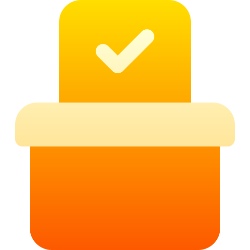 Voting  free icon