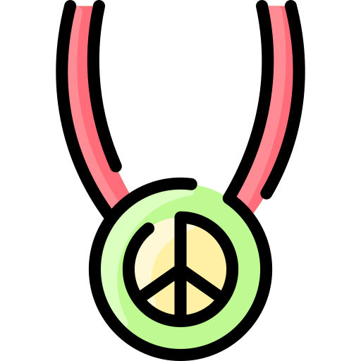 Necklace  free icon