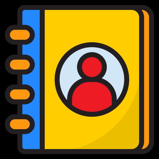 adressbuch  kostenlos Icon