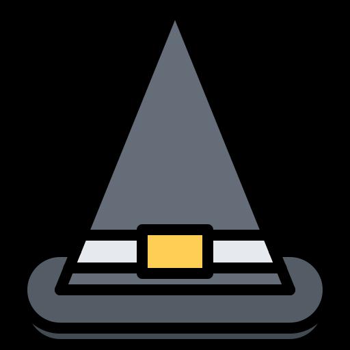 마녀 모자  무료 아이콘